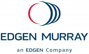 Edgen Murray Logo with Tagline