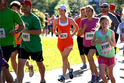 Fat Boy 5K Runners